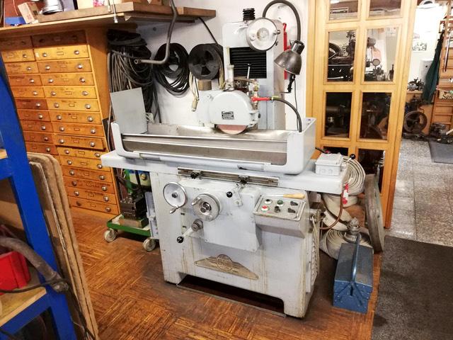 ELB-Flachschleifmaschine Schleifbereich: 150mm x 300mm